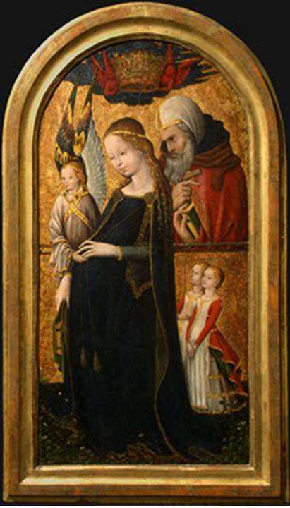 Nossa Senhora grávida- unbornwordoftheday
