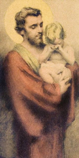 s. jose e jesus menino chorando