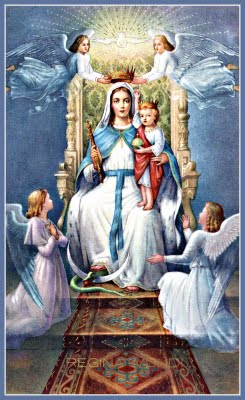 974 August 22 Queenship of Mary