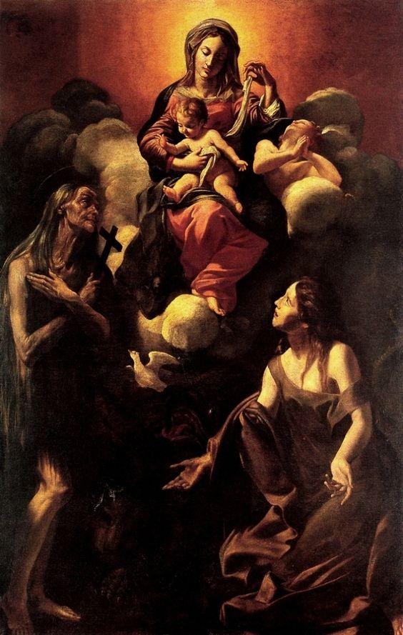 S. Maria Egipcíaca 15 a formação da moça católica